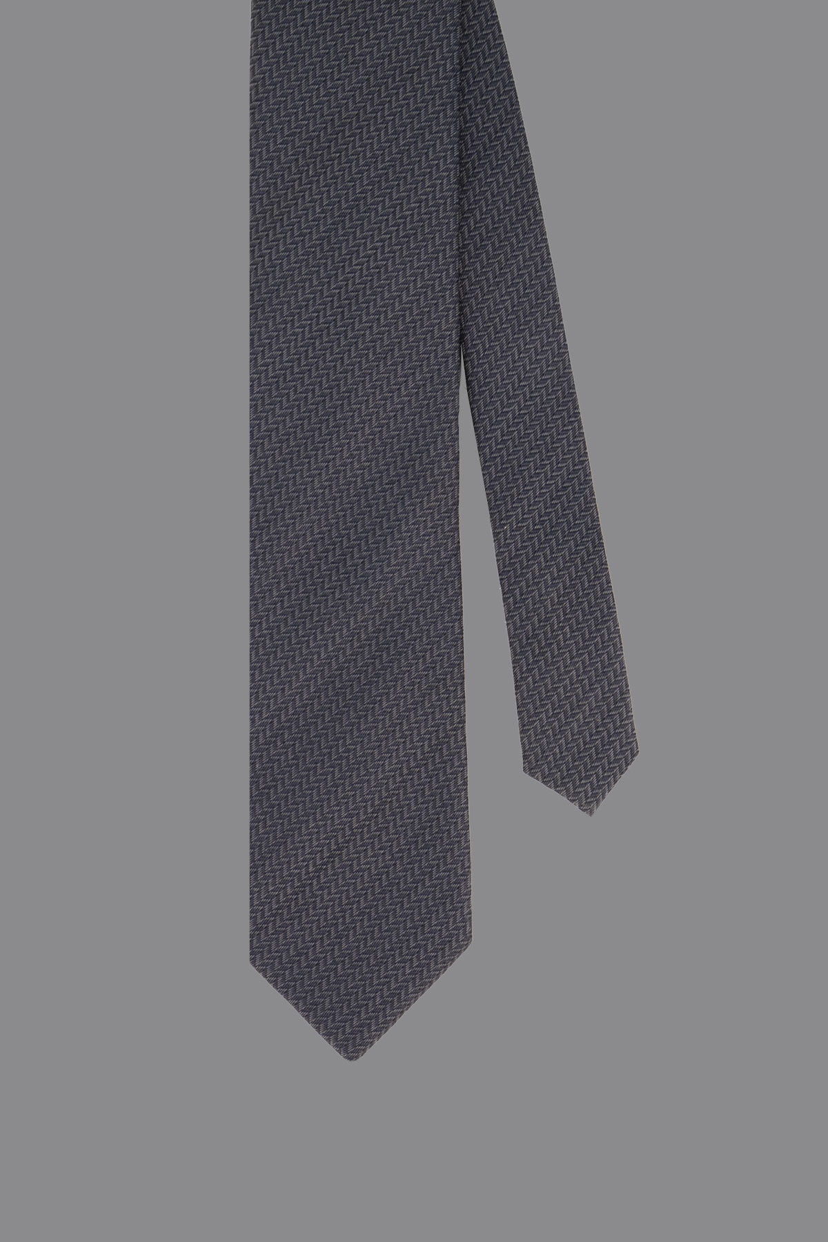 Corbata CALDERONI color Gris