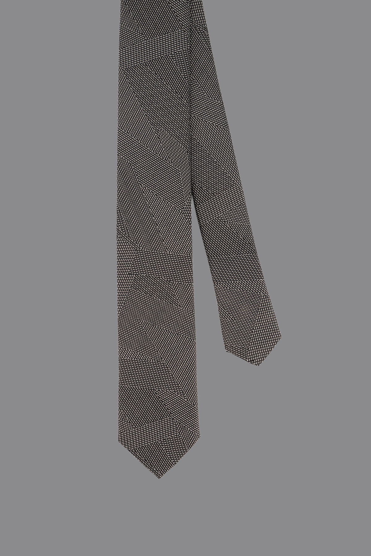 Corbata HUGO BOSS color Café