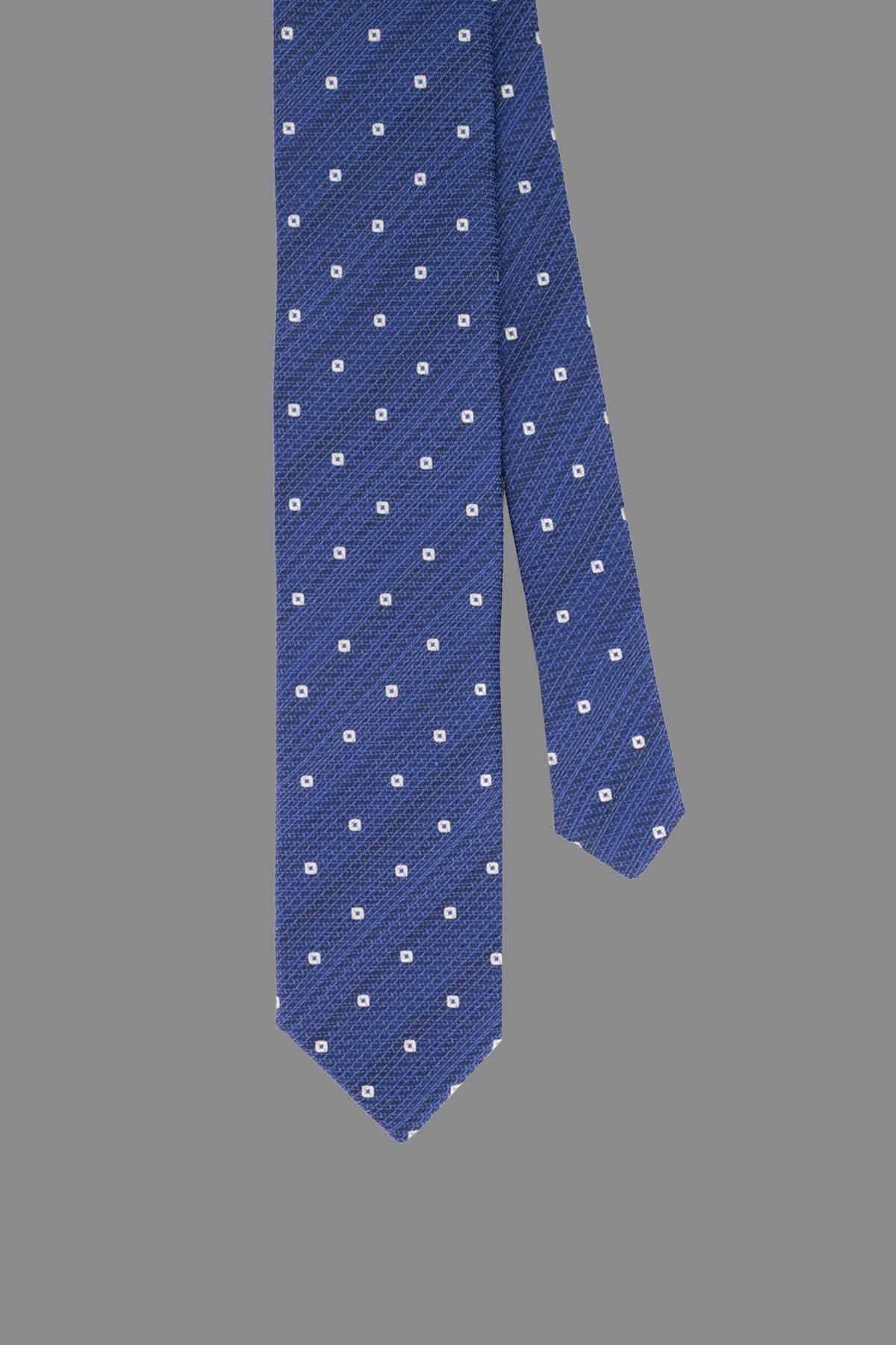 Corbata CANALI color Azúl