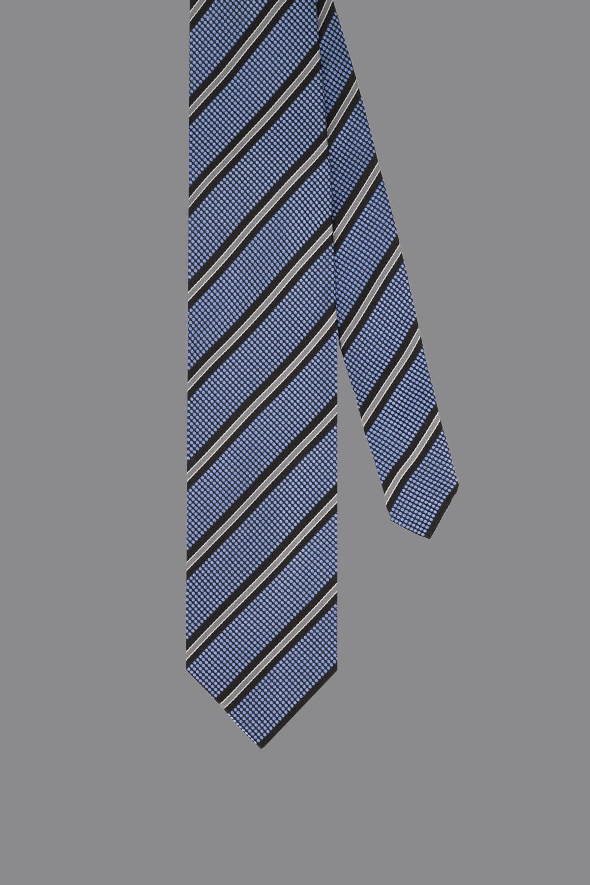 Corbata ROBERTS color Azul