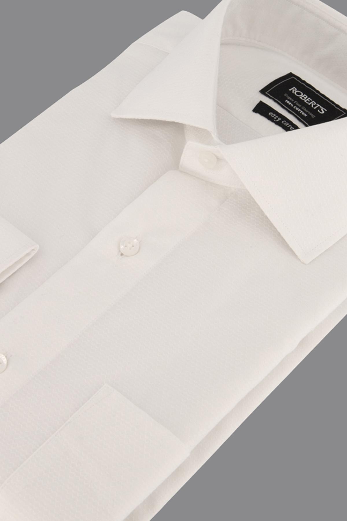 Camisa Lucerna blanca
