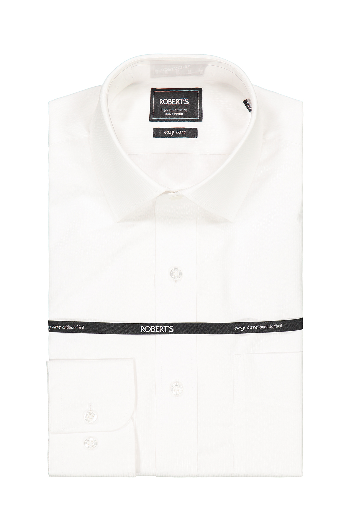 Camisa Vestir ROBERTS Blanco