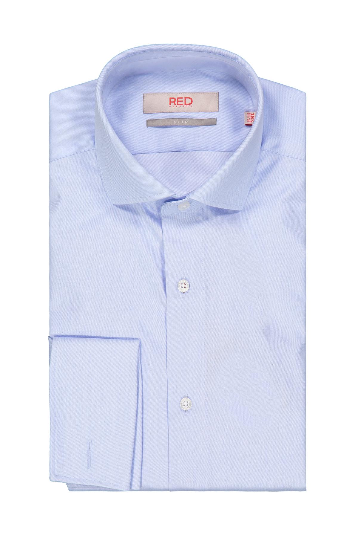 Camisa Vestir ROBERTS RED Azul